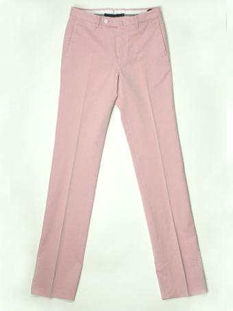 INCOTEX【インコテックス】コットンパンツ 1JGWX5 61316 115 PINK cotton(ピンク・チノ)【春夏】