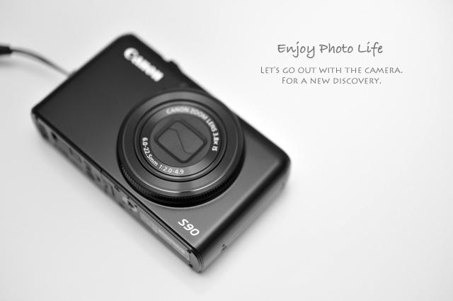 PowerShot S90