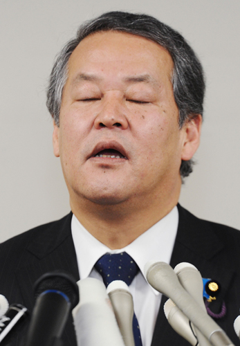 柳田法務大臣