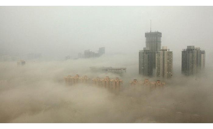 PM2.5 北京 大気汚染