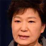 朴槿恵大統領 韓国旅客船沈没