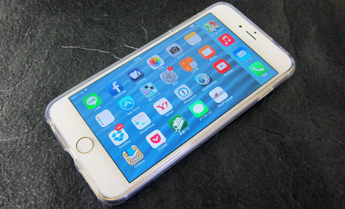iPhone6 Plus 64GB GOLD