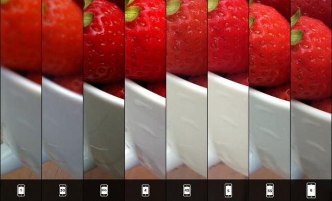 歴代iPhone カメラ性能 比較