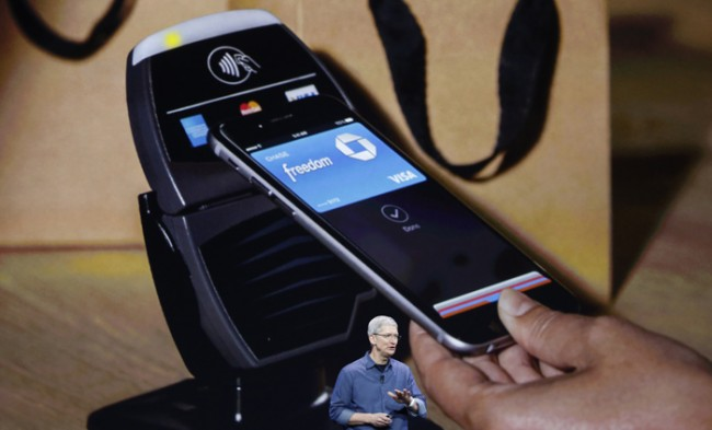iOS8.1 Apple Pay