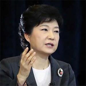 朴槿恵大統領 パククネ